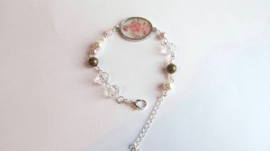 Shabby Linked Bracelet
